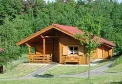 Ferienhaus ***Blockhaus im Bayerischen Wald Ferienhaus für die...