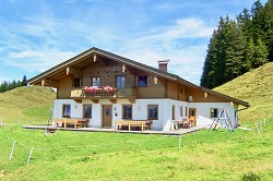 Almurlaub auf der Karalm Urlaub in Tirol