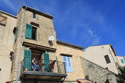 Maison 'Faucon': Wohnen wie im Turm, für 4 Personen, in See und...