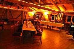 Hüttentagung, Tagung in einer Hütte, Hüttenevent, Hüttenveransta...