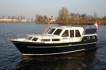 Aquanaut 950 'Mistral' 2 4 Personen, 65 Ps, Bugstrahl, He...