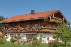 Ferienwohnung 'Falkenstein' H. u. B. Jung Inzell mit unverbautem...