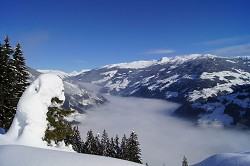 Winter im Zillertal...