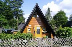Ferienhaus Waldseebad Erholungsurlaub im **** Nur Dachhaus direk...