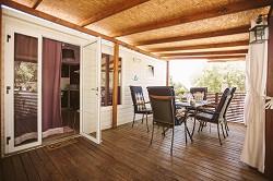 5 Luxuriöse Mobilheim Camping Simuni, Pag, Kroatien