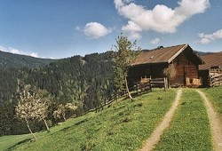 Wanderurlaub Bergbauernhof in ruhiger Lage, Hüttenurlaub, Almurl...