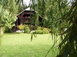 Almhüttenflair im Tiny House Troadkasten Baden Wandern Region Kl...