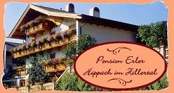 Pension Erler Hippach im Zillertal Privatzimmer mit 3 Edelweiss...