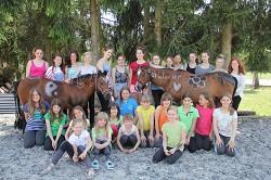 Reiterferien Klassenfahrten Reiterferien und Klassenfahrten für...