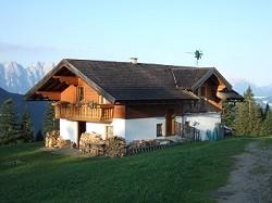 Selbstversorgerhütte mitten in der Almregion im Schi und Wanderg...