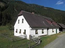 Almhütte Wanderurlaub 'Grassleralm' Hütte die Almhütte für Famil...