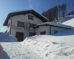 Durchreise nach Italien. Skiurlaub und Entspannen in Tirol.
