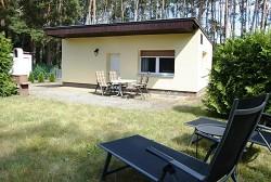 Ferienhaus Brandenburg Ferienhaus 'Am See' Ruhig gelegen 300...