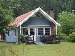 Ferienhaus am See für 2 5 Personen im Luftkurort Krakow am See...