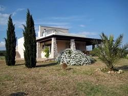 Ferienhaus Casa Dolce Vita mit wunderschönem Meerblick in Apulien