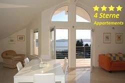 Apartments Familienurlaub Apartments Villa Mare 4 Sterne FeWo mi...