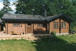 Ferienhaus Oase am See gemütliches Ferienhaus mit Badeplatz und...