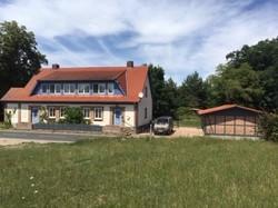 Ferienhaus Ferienwohnung Haus am See im Müritz Nationalpark