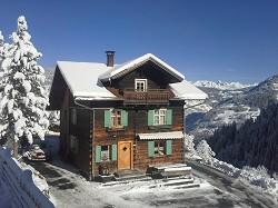 Ferienhaus Schmugglerhütte Montafon Tschagguns Selbstversorger...