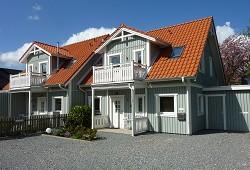 Ferienhaus Schwedenhaus Lotta + Ronja Ferienhaus im Ostseebad Ke...