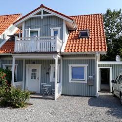 Ferienhaus Schwedenhaus Ronja Ferienhaus im Ostseebad Kellenhusen