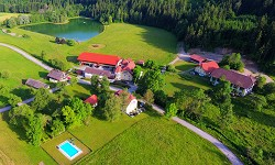 Bauernhof Familienurlaub Bauernhof in Kärnten mit Badesee, Strei...