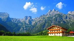 Ferienwohnung Appartement Appartement Urlaub im Salzburger Land