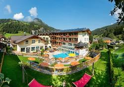 Hotel Familienhit 1 2 Kinder bis 12 Jahre gratis Hotel Guggenberger