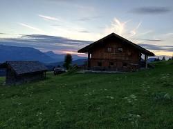 Selbstversorgerhütte auf der Spielbergalm