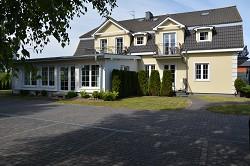Gästehaus Ferienzimmer 800 m vom Strand in Grzybowo