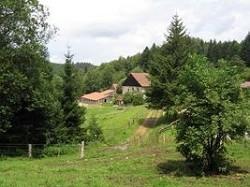 Gästezimmer auf Vogesenbauernhof