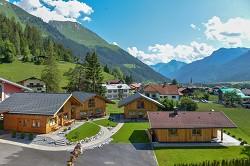 Ferienhütten Lechtal Chalets für 4 bis 6 Personen in Elbigenalp