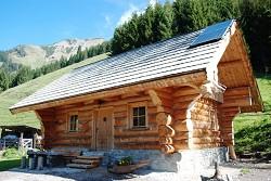 Selbstversorgeralmhütte in der Alpenregion Nationalpark Gesäuse...