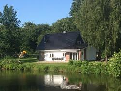Ferienhaus Wacken ' am Teich ' für bis zu 7 Personen