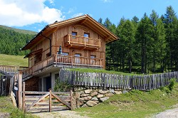 Almhütte Lärchwiesenhütte Raufkommen zum Runterkommen