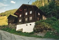 Felsenfesthütte, Selbstversorgerhütte für 23 Personen