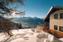 Davidhütte, Selbstversorgerhütte für 25 Personen