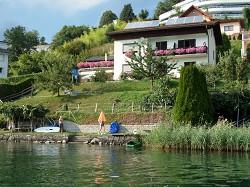 Ferienwohnung Haus Anna Gell in Dellach direkt am Millsättersee...