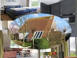 Ferienhaus Familienurlaub Luxus Ferienhaus an der Nordsee mit gr...