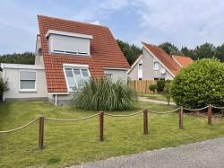 Ferienhaus Strand 36, de Luxe Ferienhaus für 6 Pers. + Hund im...