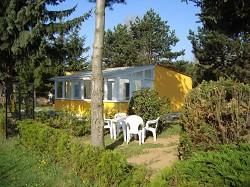 Ferienhaus mit Wintergarten am See