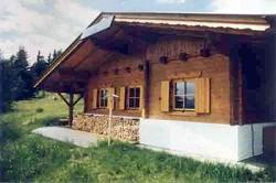 Rosis Hütte: Ferienhütte und Schihütte in herrlichem Wandergebie...