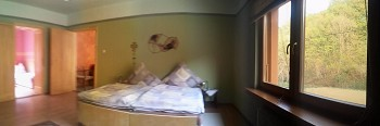 Grosses Appartment Schlafzimmer 3. (2 Personen)