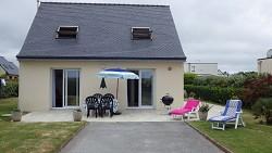 Ferienhaus in Portsall, 100m vom Strand entfernt