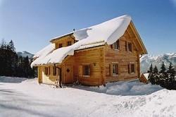 Ferienhaus Hütten im Wandergebiet, im Skigebiet mit Sauna, am Se...