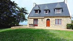 Ferienhaus Ferien Villa, in Treompan, Ploudalmezeau, direkt am...