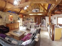 Bretonisches Granitsteinhaus liebevoll renoviert, modern und kre...