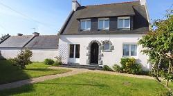 Ferienhaus in Portsall Ploudalmezeau, 100 m vom Meer und Strand...