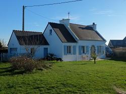 Ferienhaus Ty Gwenn in Portsall direkt an der Küste