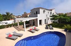 Villa Stephano Neubau Pool, 2 Wohneinh. f. bis zu 6 Personen, Kl...